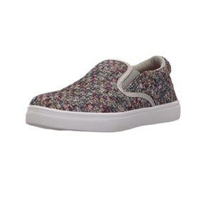 Bernie Mev Verona Slip-On Sneakers (Ice Fabric)